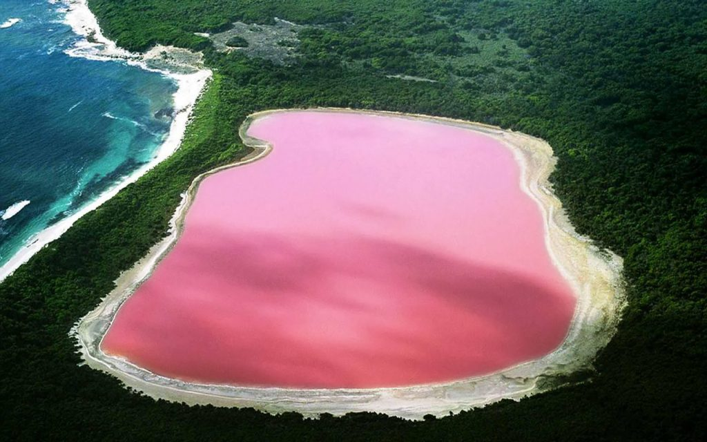 Lake-hillier-australie-photo