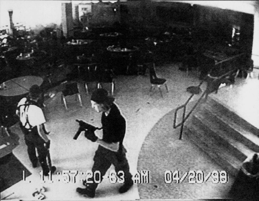 the details of the tragic shooting event at columbine high school Columbine is probably the most famous school shooting in american history it's been the subject of a hollywood film and a popular documentary the shooting at columbine high school in littleton, colorado, occurred on april 20, 1999 two shooters walked into the school armed with guns and homemade bombs and killed 12 students and a teacher.
