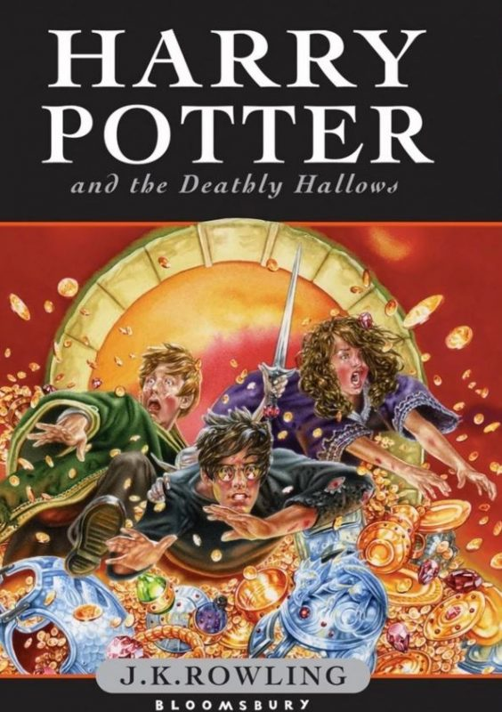harry-potter-books-covers-J. K. Rowling