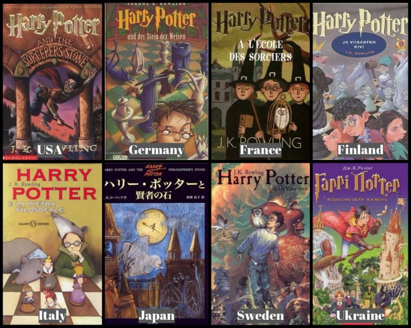 harry-potter-books-cover-Harry Potter and the Sorcerer's Stone