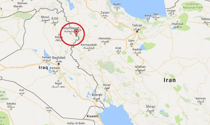 372 people died and around 6000 injured in iran iraq border earthquake