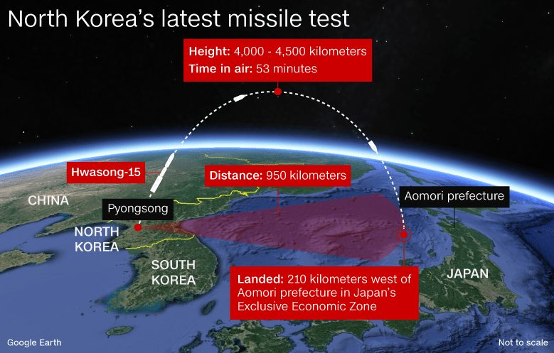map-north-korea-launch-missile-photo