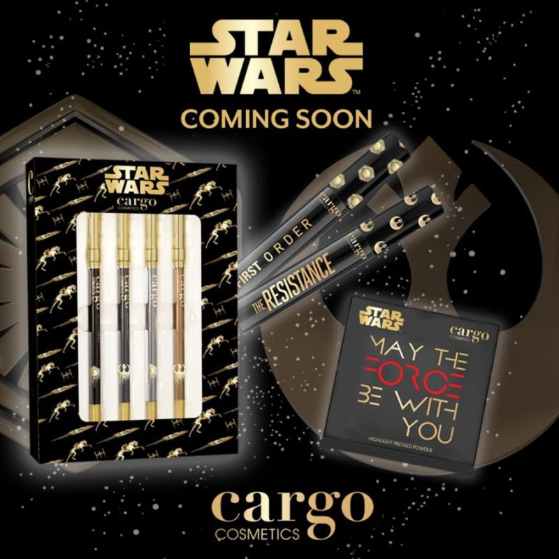 'Star Wars' Makeup Collection - Perfect Present for Star Wars Fans