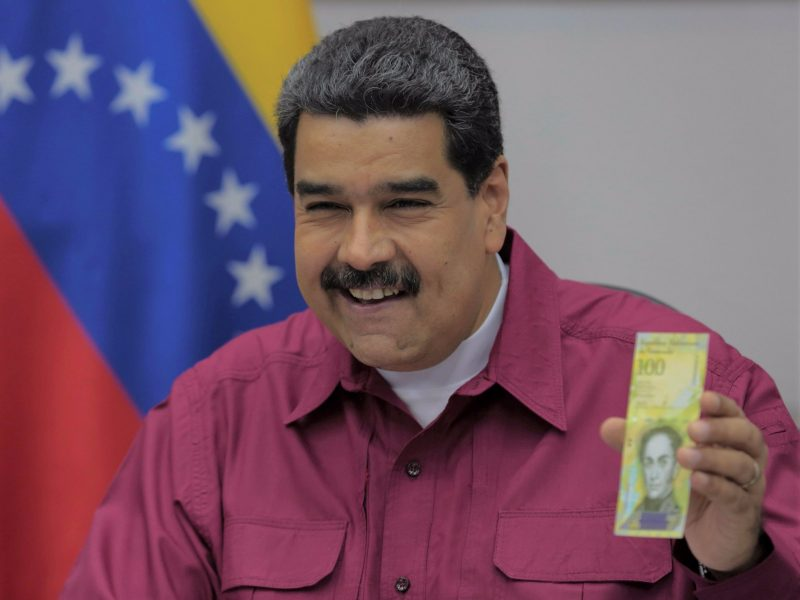 venezuela-bolivar-maduro-photo