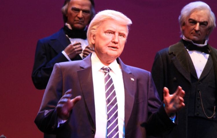 Trump-disney-robotic-photo