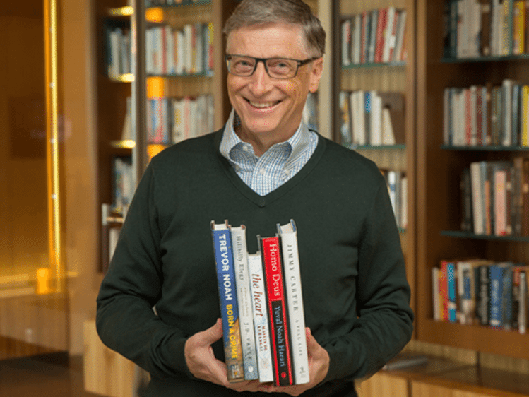 Bill Gates Recommends: Top 5 Books To Read