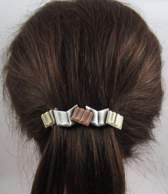 books-hair-accessories-hair-clips-gist-ideas-for-her-photo