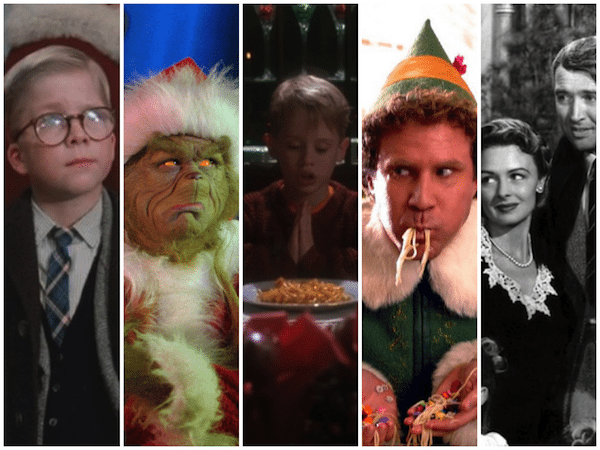 Best Holiday Movies to Watch on Christmas and New Year (Infographic)