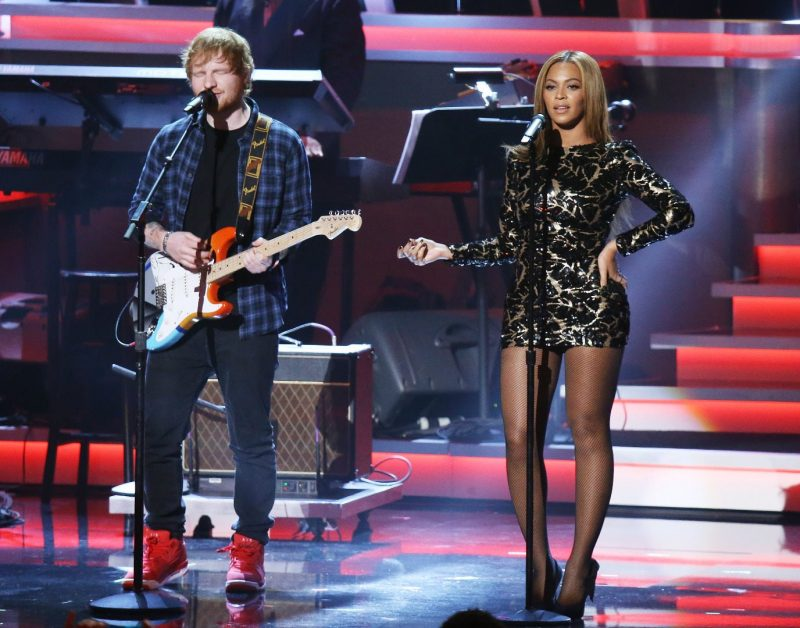 Beyoncé and Ed Sheeran's Duet, New Zealand Citizenship and 5 More Shocking Facts About Ginger Idol