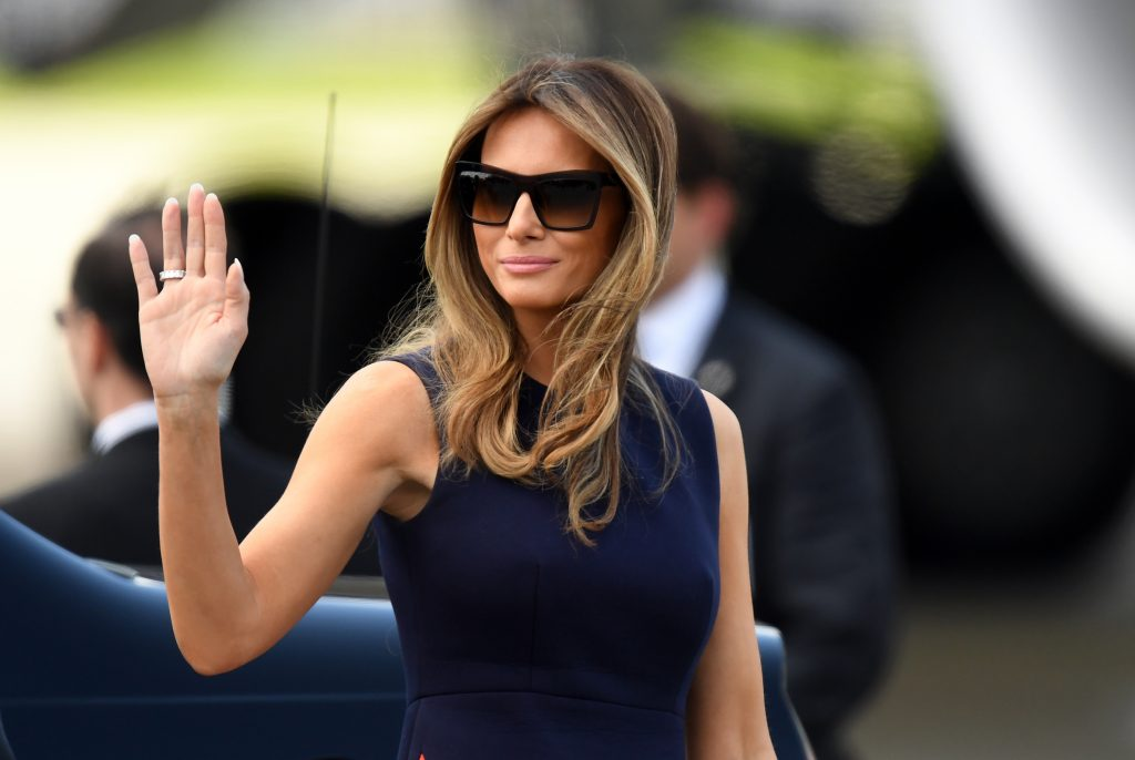 first-lady-trump-photo