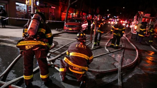 New York City Worst Fire Tragedy: 12 Killed in New York Apartment Blaze