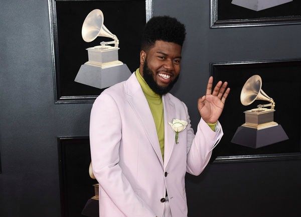 Khalid-grammy-2018-photo