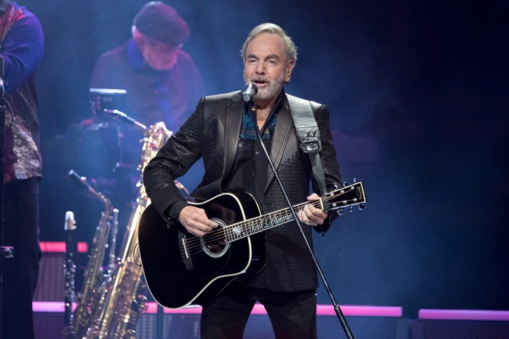 Neil Diamond Parkinson's Diagnosis And Early Signs of Disease