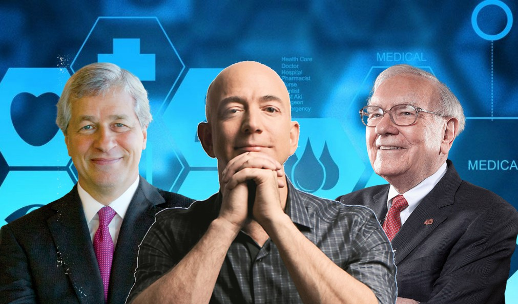Can Amazon, Berkshire Hathaway and JPMorgan Really Make Healthcare System Great Again?