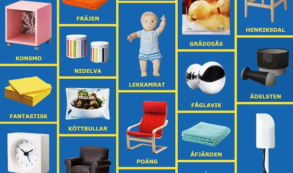 11 Things You Never Knew About Ikea Weird Names Most Popular Product And More