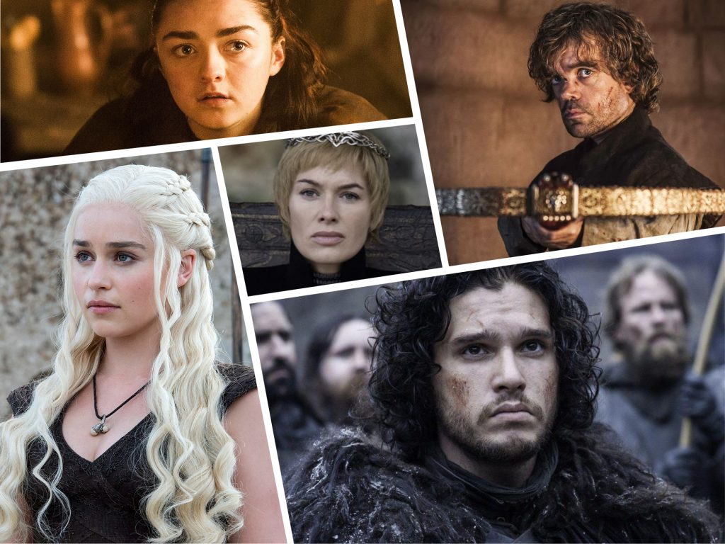 QUIZ: Which Game of Thrones Character Are You?