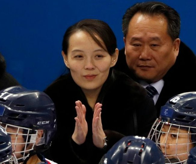 Kim-Yo-Jong-olympics-games-photo