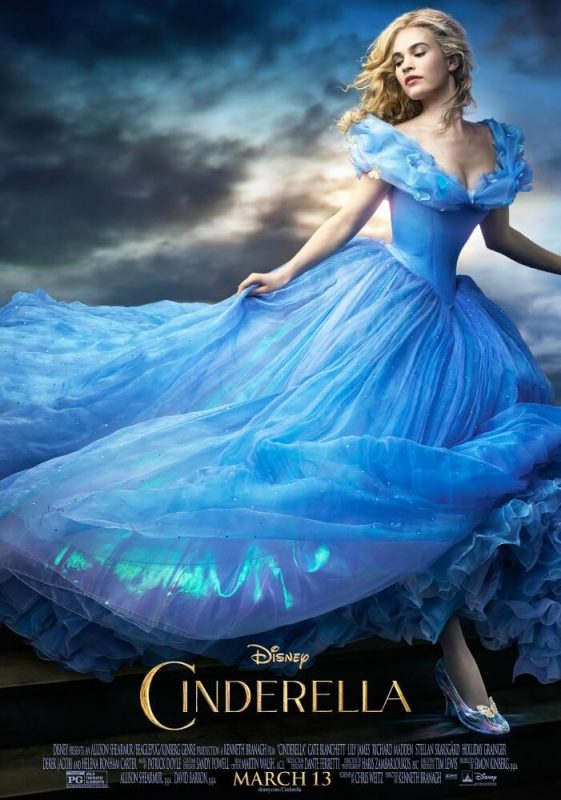 Lily-James-Cinderella photoshop fails