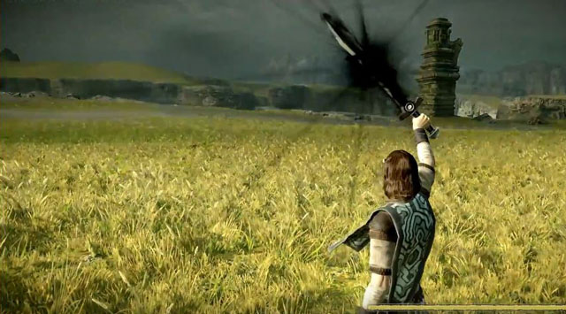 Shadow-of-the-Colossus-Golden-Relics-How-to-Get-Sword-of-Dormin