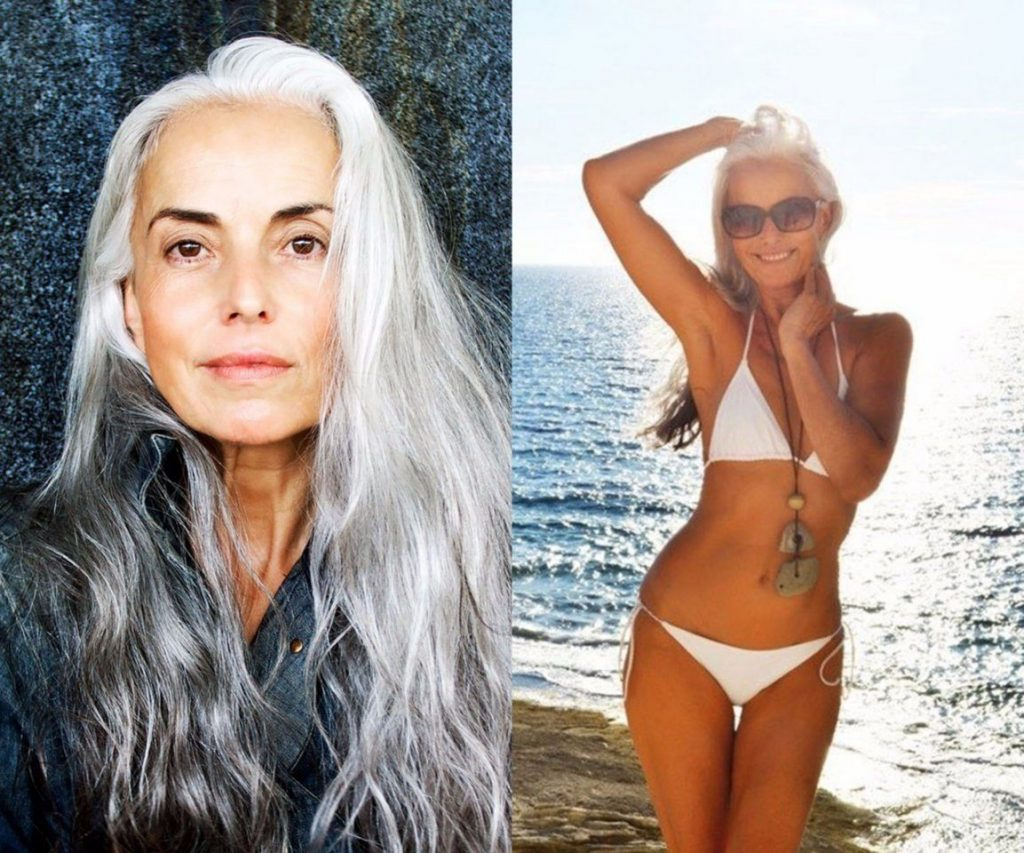 6 HOT Models Over 50 Who Are Not Grannies At All – How They