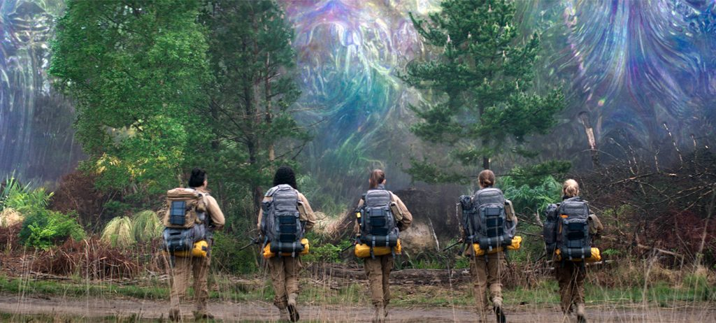 Natalie Portman Cool as Heck in 'Annihilation' - Spicy and Frightful Thriller Definitely Worth Watching