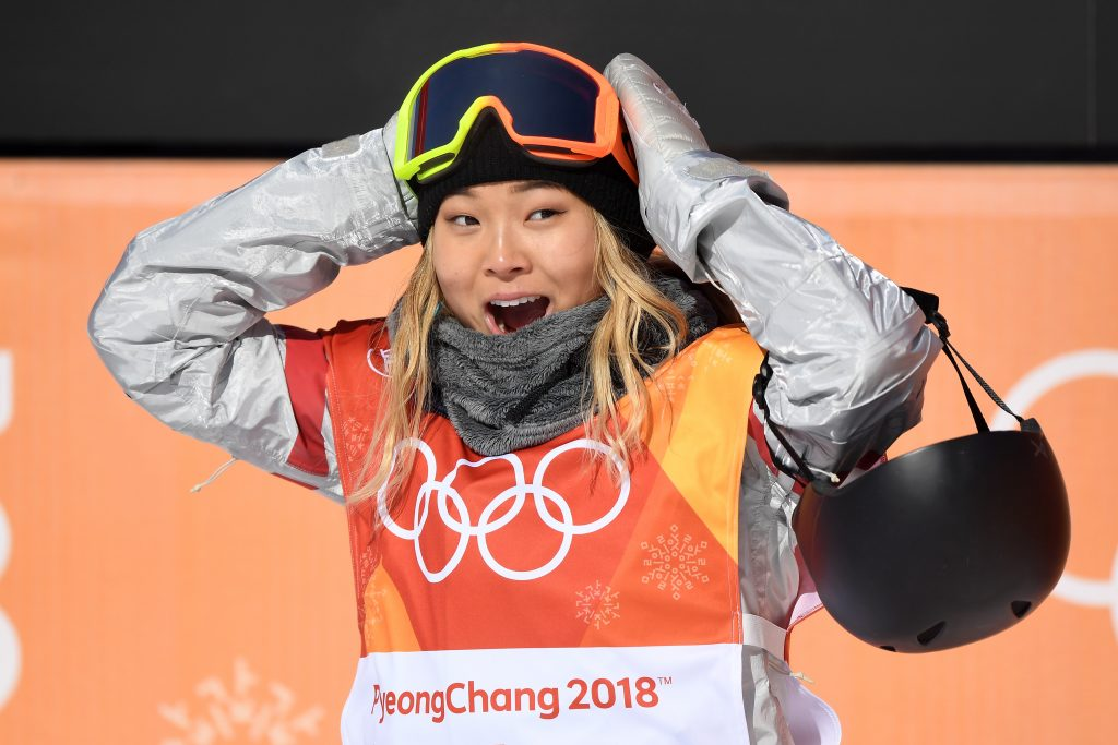 Winter Olympics 2018 Highlights: Chloe Kim, Penis-Men Statues, Robotic Olympics and More