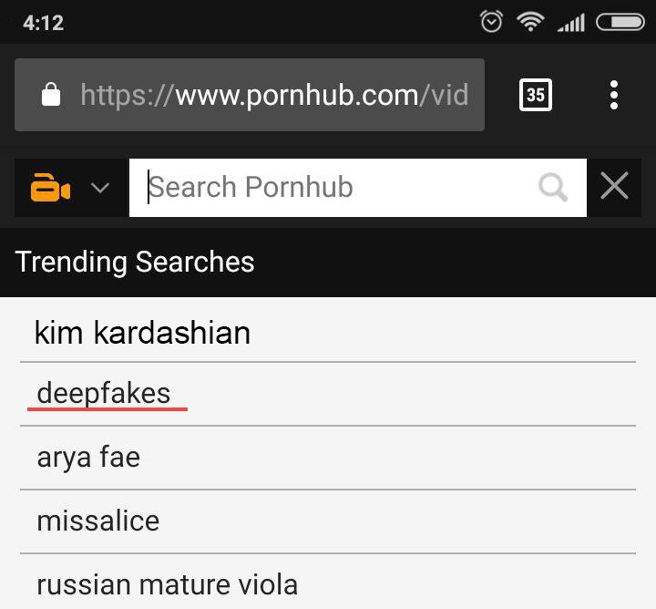 Search for Kim Kardashian Adult Videos? Now Everything's Possible with Deepfake AI Software!