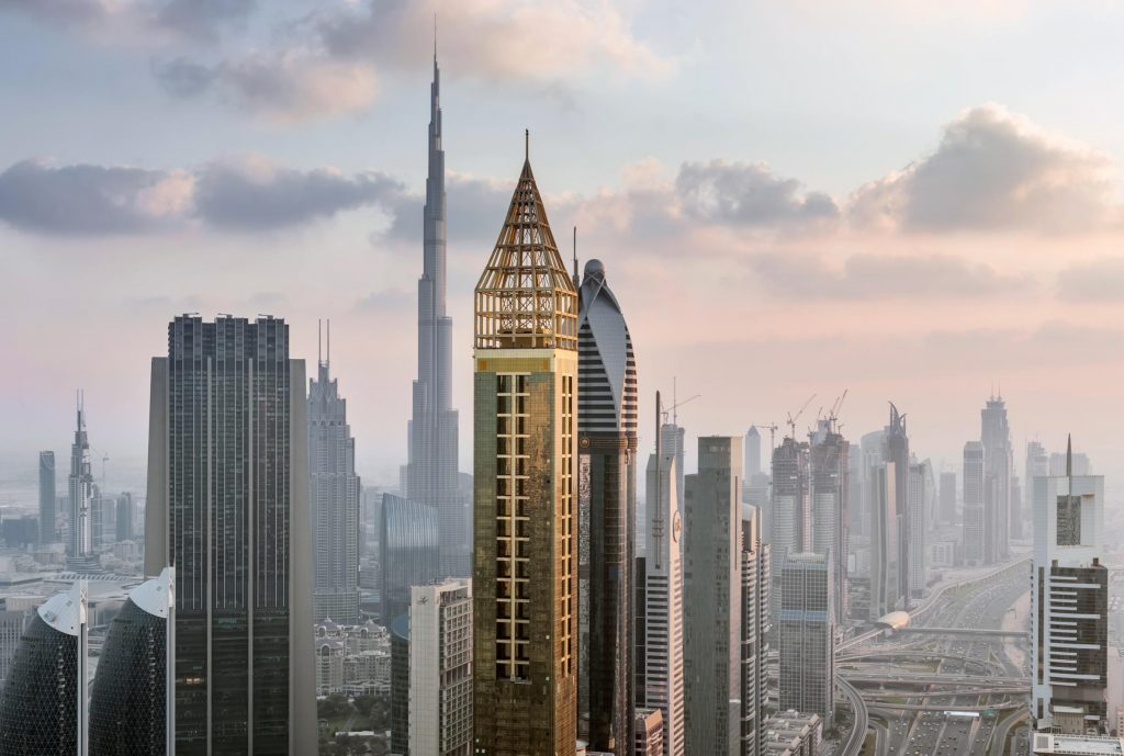 6 World's Tallest Luxury Hotels - View You Won't Forget