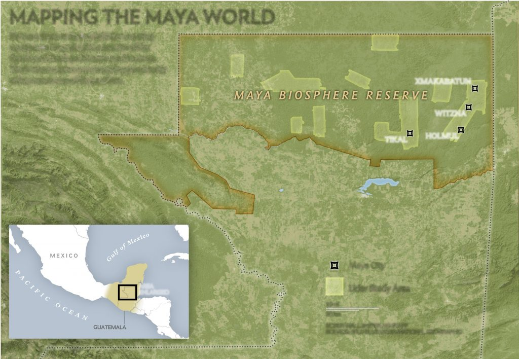 "Major Breakthrough in  Archeology: Hidden Maya ""Megalopolis"" Found - See Amazing Photos"