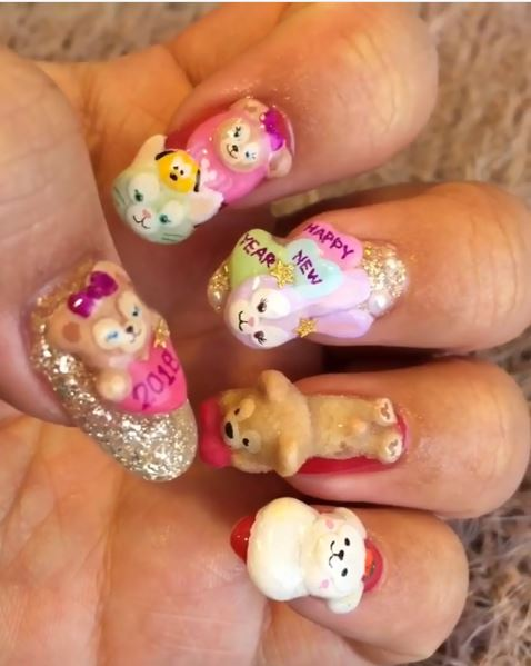 6 Totally Horrible And Insane Nail Art Trends Looks Like A Nightmare