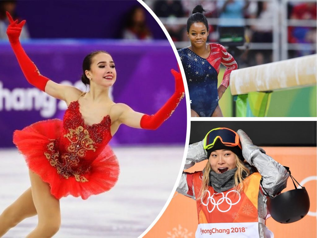 Alina Zagitova, Chloe Kim and 6 More Winter Olympics Medalists Under 17