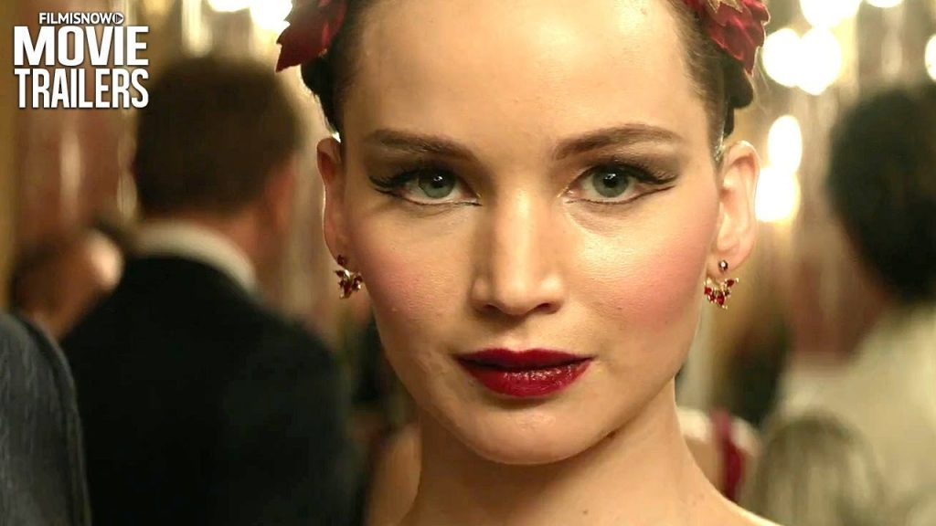 "Who Is Dominika Egorova - True Story of Jennifer Lawrence's ""Red Sparrow"" You Should Know Before Watching"