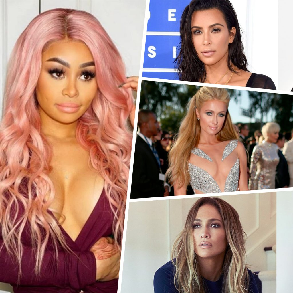 sex tape leaked: blac chyna, kim kardashian and other celebrities