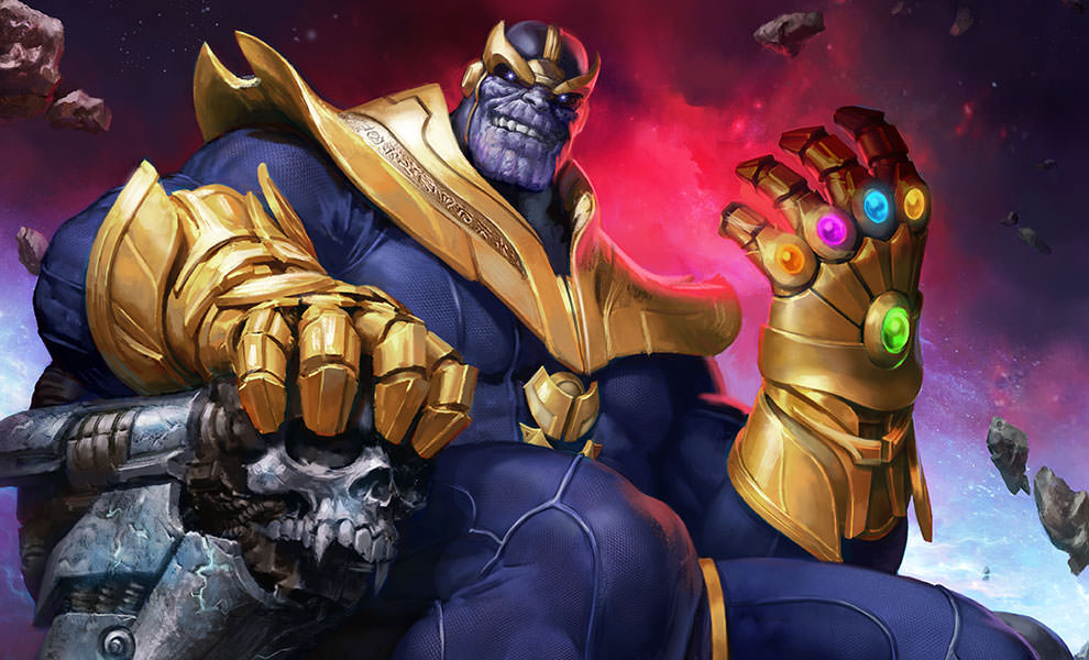 Thanos: 6 Facts You Need to Know About Avengers' Enemy - Mad Titan
