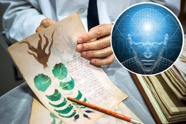 Impossible for Humans, Easy for AI: Decoding Most Mysterious Book of All Times - Voynich Manuscript