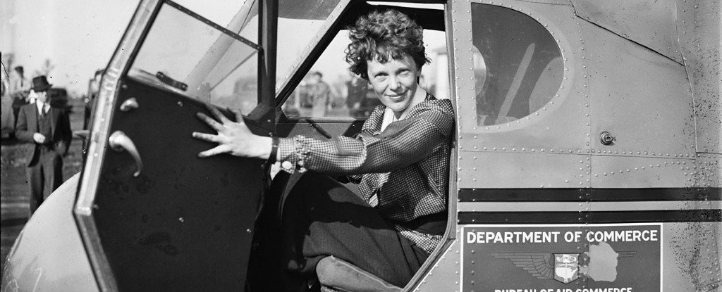 Greatest Aviation Mystery Solved: Amelia Earhart's Bones Have Been Found After 80 Years