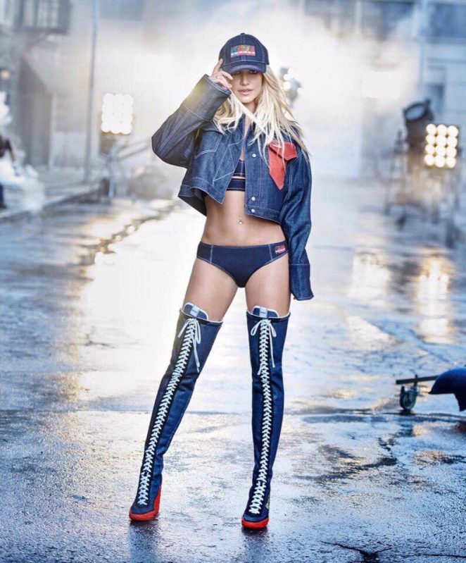 Can You Recognize Britney Spears On These New Kenzo Campaign HOT Pics? - Watch Out, It's Toxic