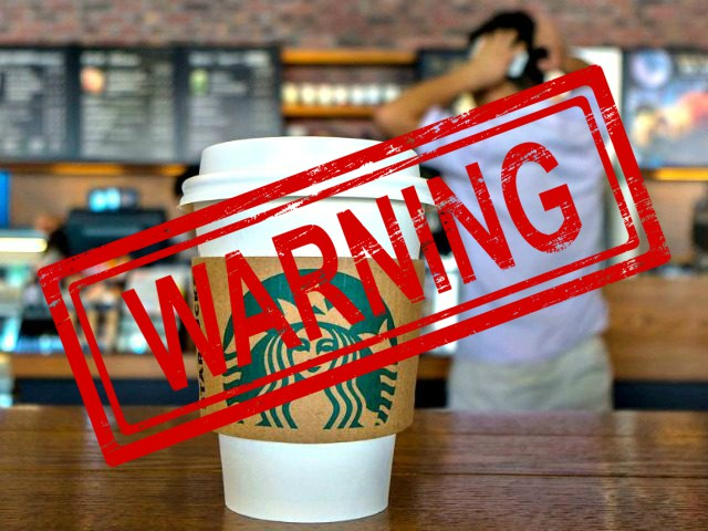 It Might KILL You! Be Ready For Starbucks Coffee With Cancer Warning In California