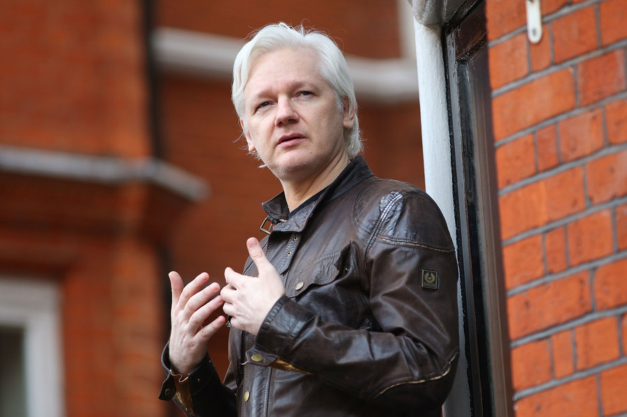 Why WikiLeaks Founder Julian Assange Is Cut Off From Internet and 4 Other Facts You Need to Know