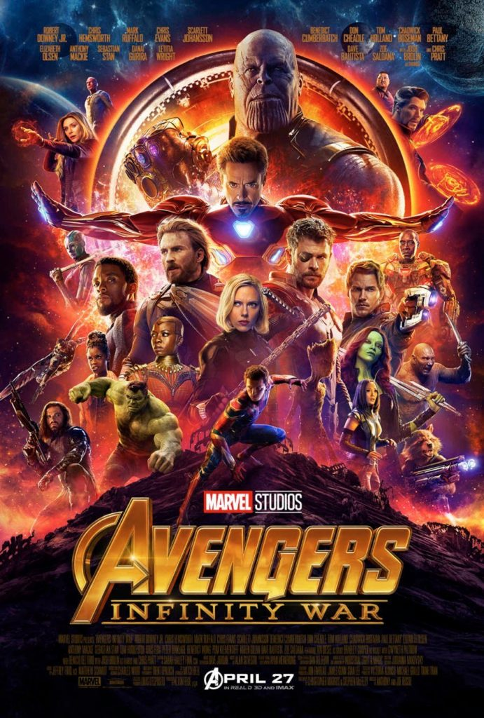 "Cool ""Avengers: Infinity War"" Poster Mystery - Here's Why Hawkeye Is Missing!"