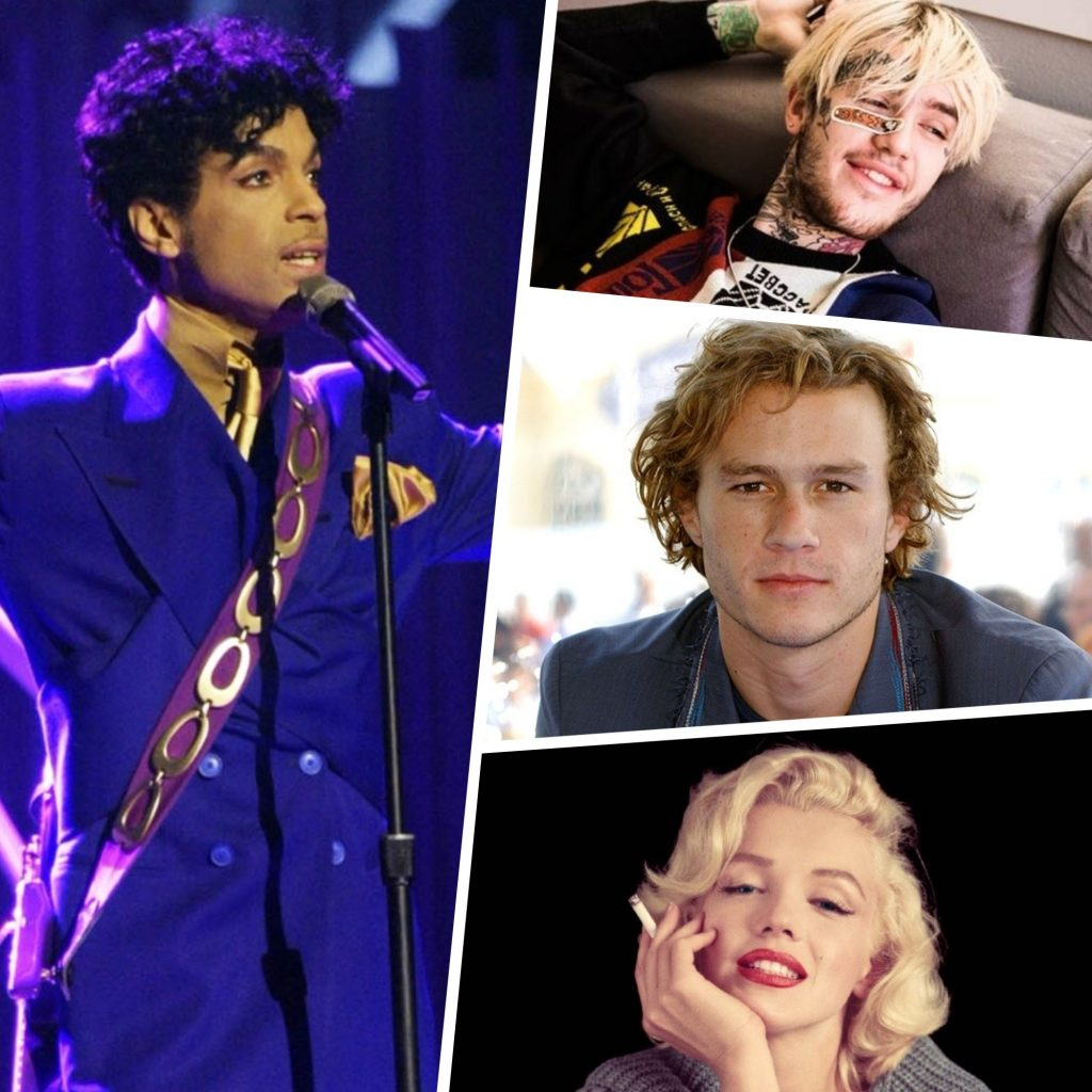 6 MOST Terrible Cases When Celebs Died of Drug Overdose: Prince, Heath Ledger + 4 More