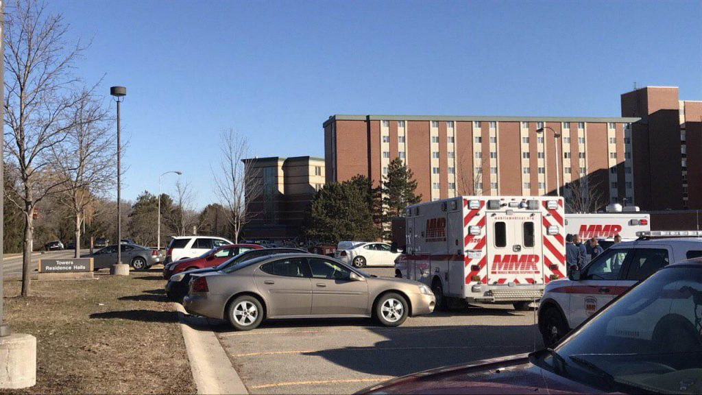 At Least 2 Killed in Shooting at Central Michigan University Campus -  Shooter Remains At Large