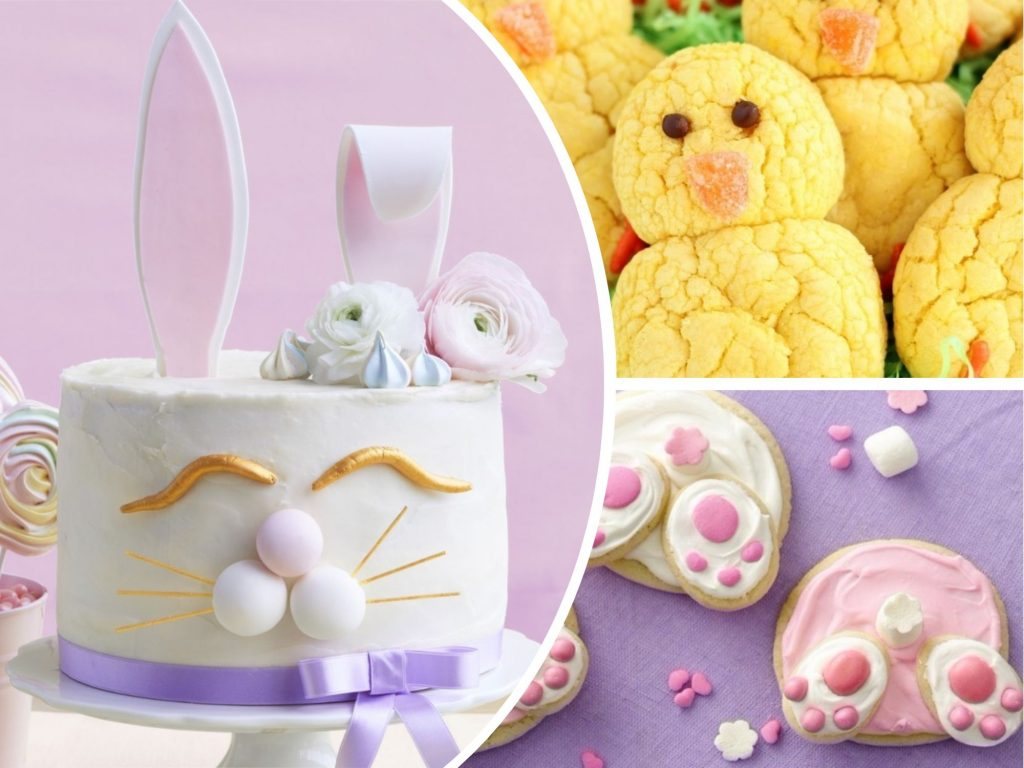 6 Most Adorable and Tasty Easter Dessert to Try in 2018 - Recipes Included