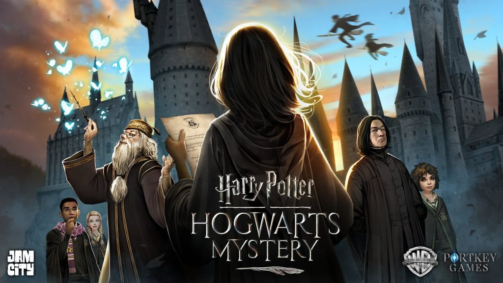Magic is Here! 'Harry Potter: Hogwarts Mystery' Trailer Reveals Gameplay