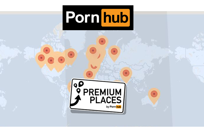 Pornhub Gives FREE Premium Access to Cities with Sexy Names: Is Your Town on the HOT List?