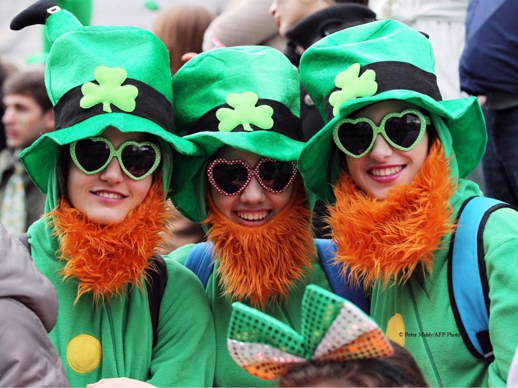 5 Fascinating Facts and Weirdest Traditions to Try Out on St. Patrick's Day 2018