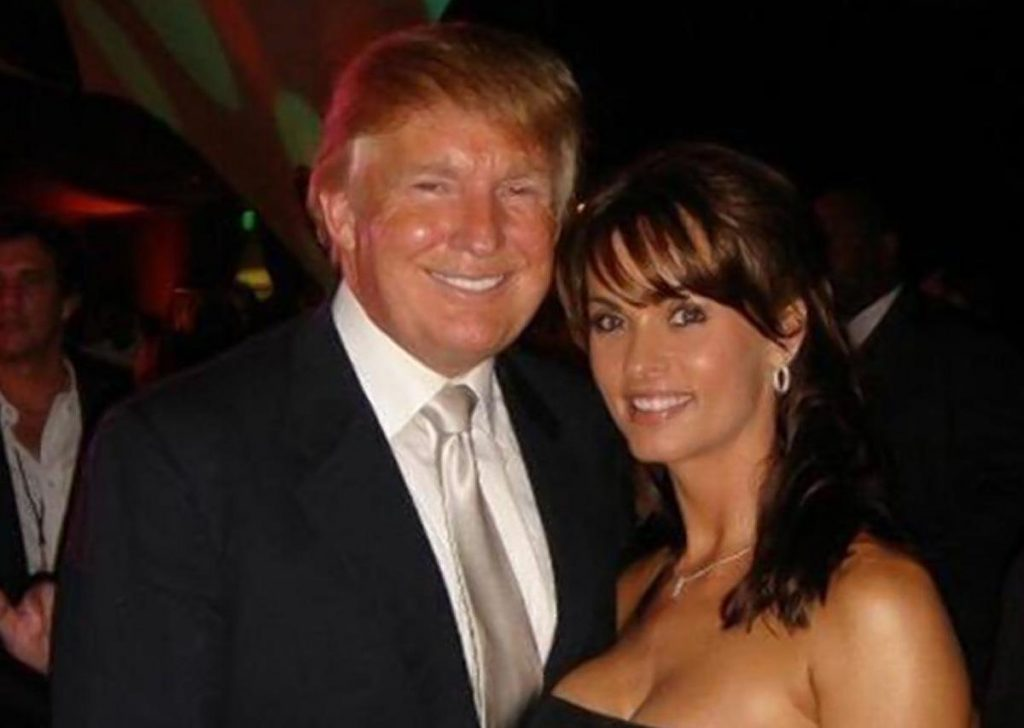 trump-McDougal-affair-photo