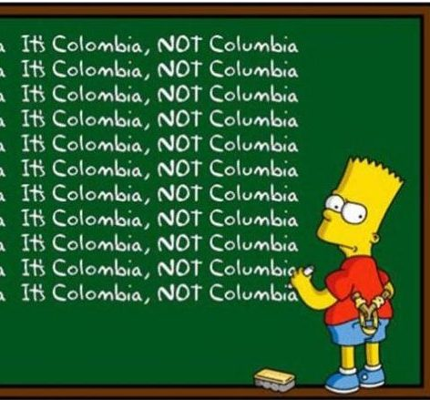 Its-Colombia-not-Clumbia-pic