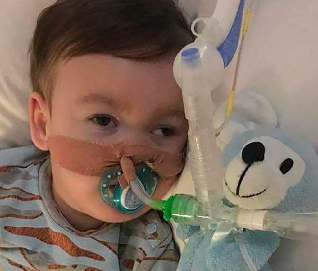 Alfie Evans Heartbreaking Story: Here's Why High Court Doesn't Allow Taking a Terminally Ill Child Abroad for Treatment