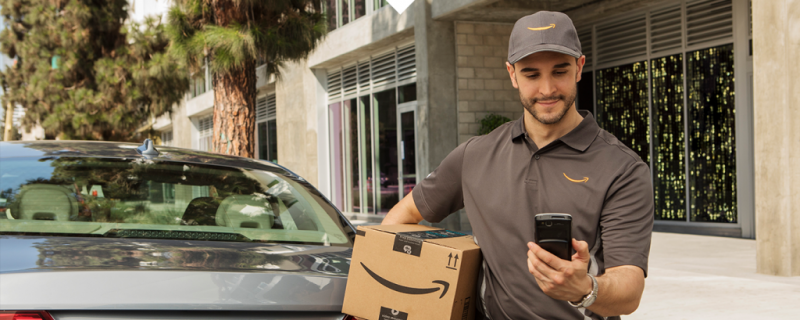 Amazon Launches Next Generation Of Delivery Service Online